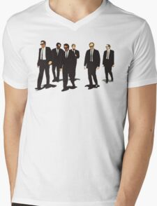 Diamond Heist Mens V-Neck T-Shirt
