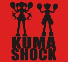 Kuma Shock by gamermanga