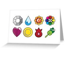 Merit - Collection Greeting Card