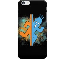 t-shirt pampa - t-shirt cactuar - portal - final fantasy - space  test room - test chamber iPhone Case/Skin