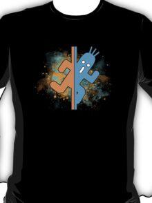 t-shirt pampa - t-shirt cactuar - portal - final fantasy - space  test room - test chamber T-Shirt