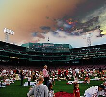 Fenway Picnic by christiane