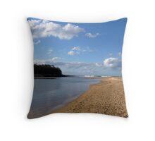 Lake Currimundi Throw Pillow