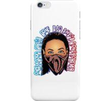Good Girl Gone Bad  iPhone Case/Skin