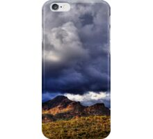 Spur Cross Ranch I iPhone Case/Skin