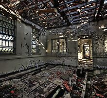 Abandoned Hospital by Mark Snelson