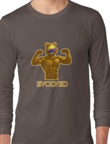 Shiny Bidoof EVOLVED! Long Sleeve T-Shirt