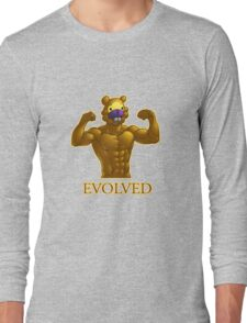 Shiny Bidoof EVOLVED! Long Sleeve T-Shirt