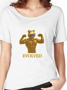 Shiny Bidoof EVOLVED! Women's Relaxed Fit T-Shirt