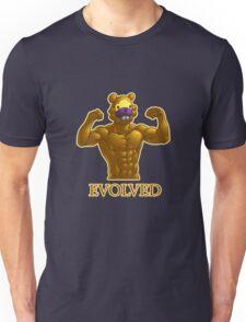 Shiny Bidoof EVOLVED! Unisex T-Shirt