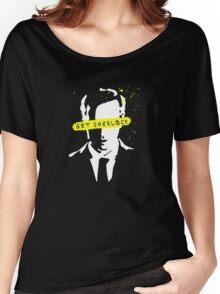 Moriarty Get Sherlock  Women's Relaxed Fit T-Shirt