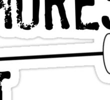 Make S'mores, Not War Sticker