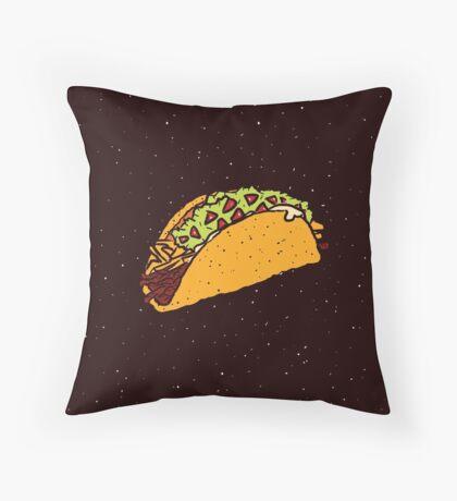 taco lovejoy Throw Pillow