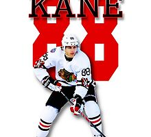 Patrick Kane - Chicago Blackhawks by noellebrion