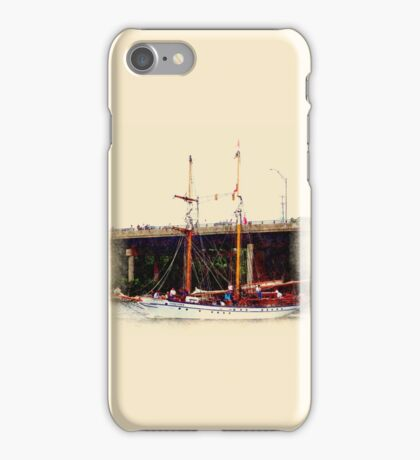 STV Pathfinder - Parade of Sail iPhone Case/Skin