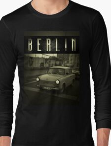 BERLIN VINTAGE Long Sleeve T-Shirt