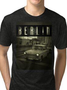 BERLIN VINTAGE Tri-blend T-Shirt
