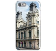 Baroque Barcelona iPhone Case/Skin
