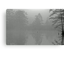 Poyners at Peace Canvas Print