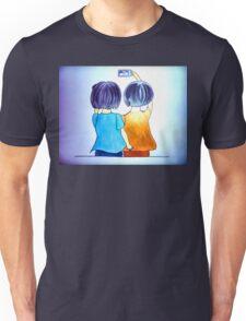 Cute selfie Unisex T-Shirt
