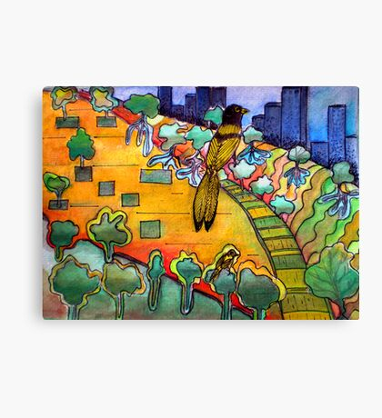 They Paved Paradise  Canvas Print