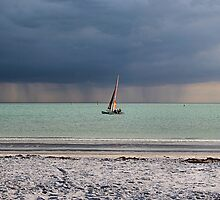 Approaching Storm by DJ Florek