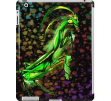 Praying Mantis Doodle Art iPad Case/Skin