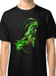 Praying Mantis Doodle Art Classic T-Shirt