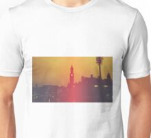 Surreal City Silhouette Unisex T-Shirt