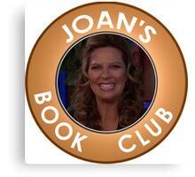 Joan Callamezzo's book club. Canvas Print
