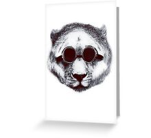 Doc. Lion Greeting Card