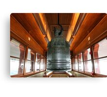 Pag's Bell Canvas Print