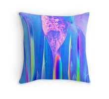Melt in Nature Throw Pillow
