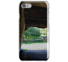 At the Plantation iPhone Case/Skin