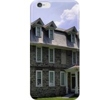 Whitefield House iPhone Case/Skin