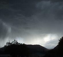 Summer Thunderstorm by ElaineBeaudoin