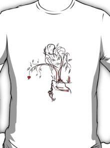 Womans Heart T-Shirt