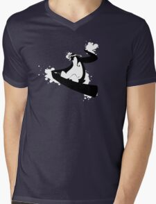 Return to Shiverpool Mens V-Neck T-Shirt