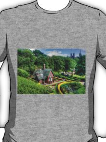 Cottage and Memorial T-Shirt