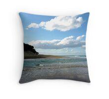 Lake Currimundi 2 Throw Pillow