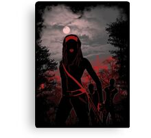 survival instinct Canvas Print