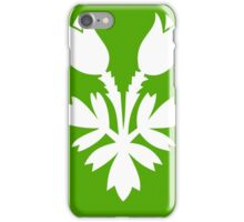 Oppland flag iPhone Case/Skin