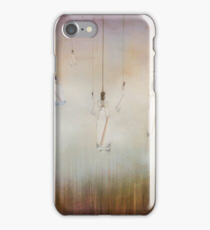 Messages to the world iPhone Case/Skin