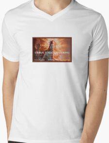 Urban Yoga Gathering - Sivaratri Mens V-Neck T-Shirt