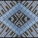 Cross Cut Lines and Windows II by Craig Watson