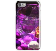 Valentine, Be my love. Romantic Heart iPhone Case/Skin