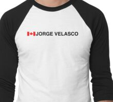 Jorge Velasco - Pilote Men's Baseball ¾ T-Shirt