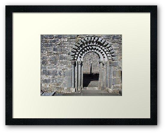 Dysart O Dea church arch by John Quinn