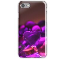 I give you my heart of love iPhone Case/Skin