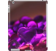 I give you my heart of love iPad Case/Skin